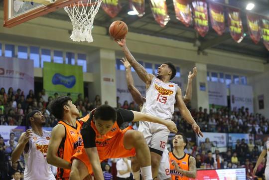 Saigon Heat mất cơ hội vào top 3 - Ảnh 1.