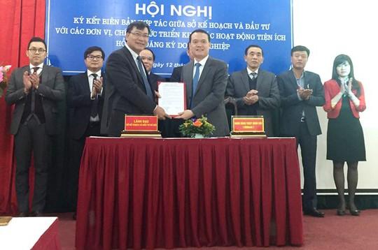 MB ký kết hợp tác với sở Kế hoạch - Đầu tư Hà Nội mở tài khoản online cho doanh nghiệp - Ảnh 2.