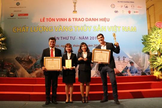 Skretting Vietnam - Top 5 Doanh nghiệp xuất sắc ngành thủy sản nhậnbằng khen của Chính phủ - Ảnh 2.