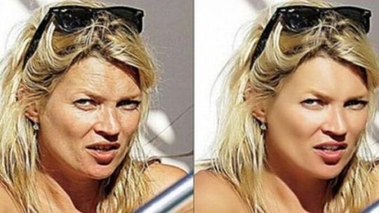 Trước và sau photoshop của dàn mỹ nhân Hollywood - Ảnh 10.