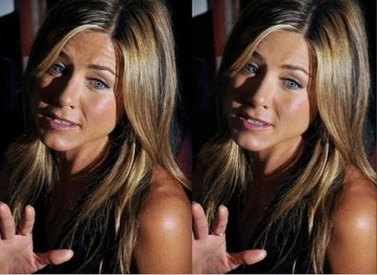 Trước và sau photoshop của dàn mỹ nhân Hollywood - Ảnh 2.