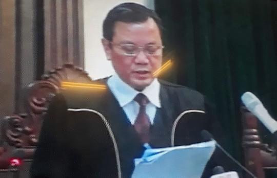 Tuyên phạt ông Đinh La Thăng 13 năm tù, Trịnh Xuân Thanh chung thân - Ảnh 3.