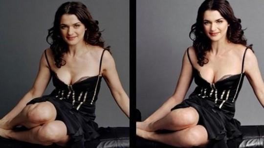 Trước và sau photoshop của dàn mỹ nhân Hollywood - Ảnh 3.