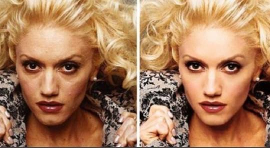Trước và sau photoshop của dàn mỹ nhân Hollywood - Ảnh 6.