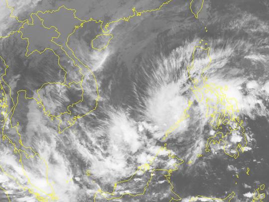 Nam Bộ sắp đón cơn bão đầu tiên trong năm mới - Ảnh 3.