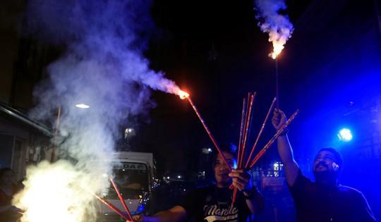 Philippines: Hạn chế đốt pháo nhưng vẫn gần 200 người bị thương - Ảnh 2.