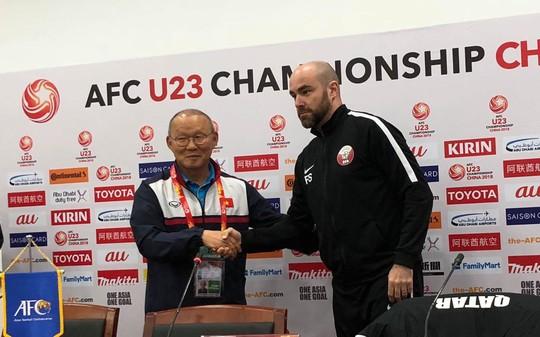 HLV U23 Qatar: U23 Việt Nam là đối thủ khó chịu nhất giải - Ảnh 1.