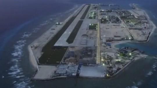 Philippines tố Trung Quốc thất hứa ở biển Đ