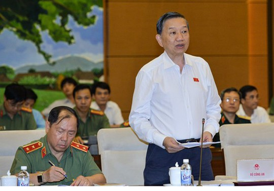 Bộ trưởng Công an: Đặt máy chủ ở Việt Nam không quan trọng nhưng phải quản lý được dữ liệu - Ảnh 1.