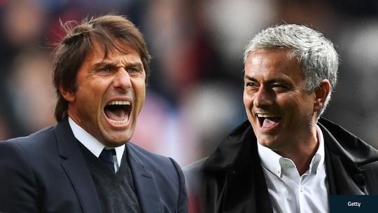 Conte tuyên bố thôi chiến tranh với Mourinho - Ảnh 1.