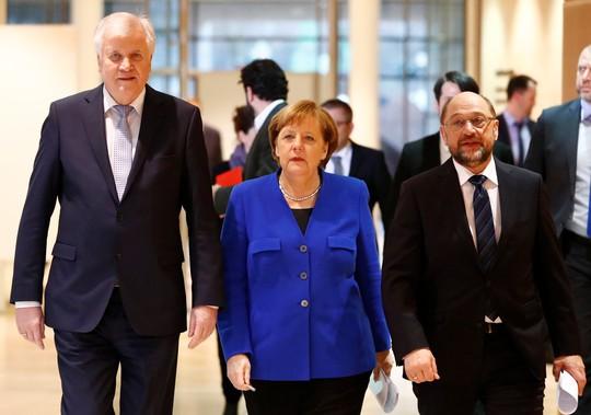 Merkel - Thời thế đã khác - Ảnh 1.