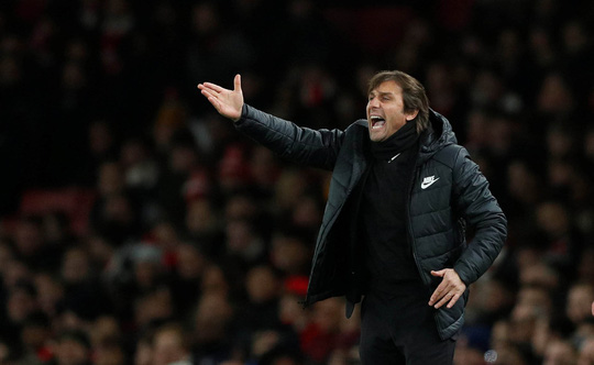 Khẩu chiến Mourinho - Conte cũng là đặc sản - Ảnh 2.