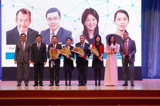 4 nhà khoa học thế giới nhận giải TDTU Prize của Trường ĐH Tôn Đức Thắng  - Ảnh 1.