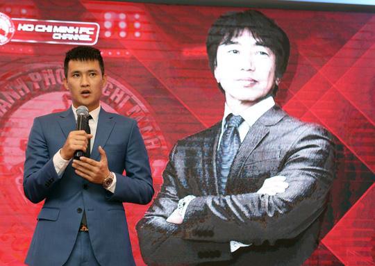 Công Vinh: HLV Miura sẽ hạnh phúc ở CLB TP HCM - Ảnh 1.