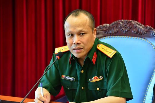 Tập đoàn Viễn thông Quân đội thay đổi nhân sự cấp cao - Ảnh 1.