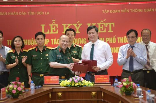 Tập đoàn Viễn thông Quân đội thay đổi nhân sự cấp cao - Ảnh 2.