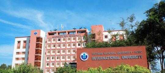 Trường ĐH Quốc tế tuyển sinh theo 6 phương thức - Ảnh 1.