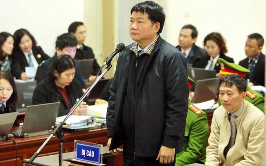Đề nghị 14-15 năm tù với ông Đinh La Thăng, chung thân với Trịnh Xuân Thanh - Ảnh 1.