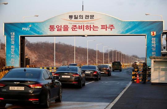 Hé lộ nội dung đàm phán liên Triều - Ảnh 1.