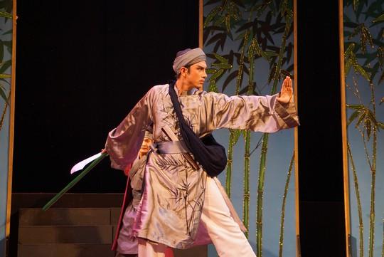 Lục Vân Tiên Dương Cường hai lần từ bỏ định cư tại Mỹ - Ảnh 1.