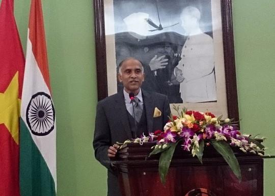 Việt Nam - Ấn Độ tăng cường hợp tác về bảo vệ bờ biển - Ảnh 1.