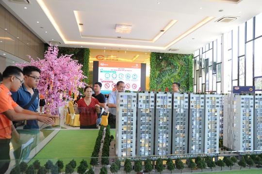 Cận cảnh căn hộ hoàn thiện tại dự án Him Lam Phú An - Ảnh 3.
