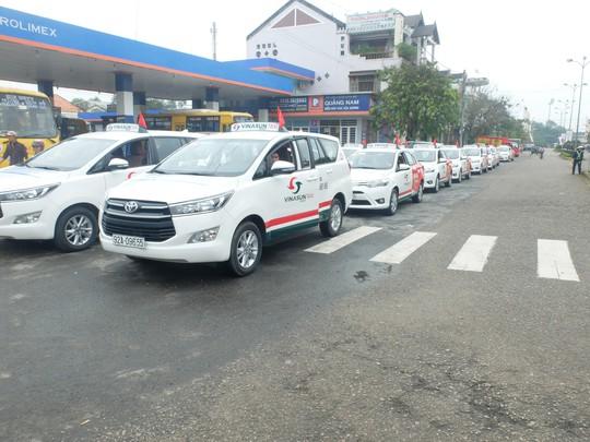 Vinasun kiến nghị đảm bảo bình đẳng trong hoạt động kinh doanh taxi - Ảnh 2.