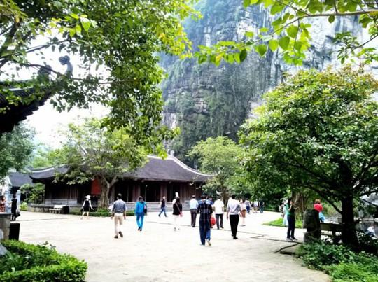 Dấu xưa nơi Hành cung Vũ Lâm - Ảnh 1.
