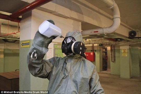 Khám phá hầm trú ẩn hạt nhân của các nước trên thế giới - Ảnh 2.