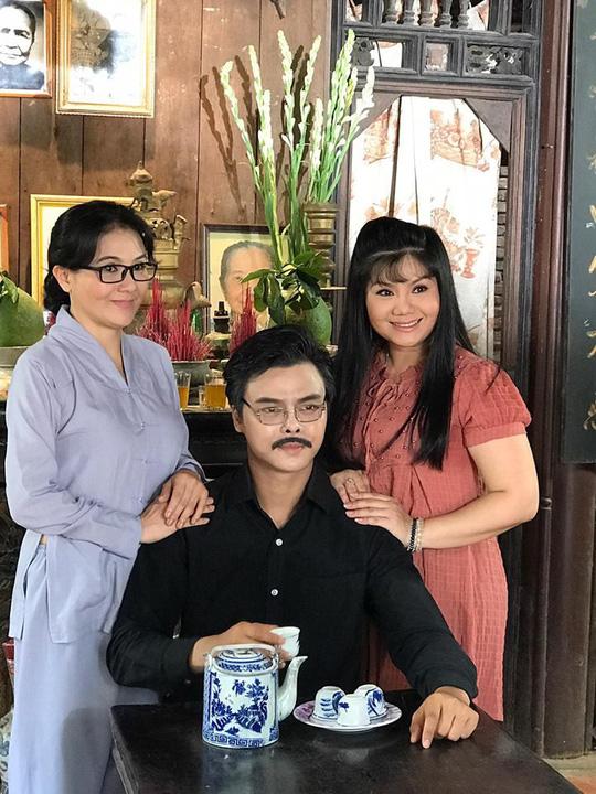 Võ Minh Lâm mơ làm họa sĩ thành kép hát - Ảnh 1.