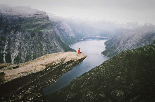 Thót tim những trải nghiệm nguy hiểm nhưng đầy kích thích ở Na Uy - Ảnh 5.