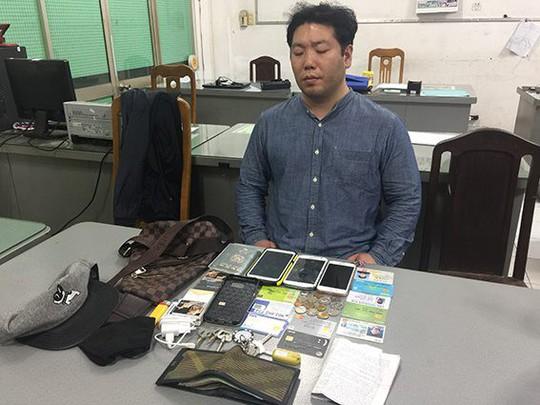 Bắt người Hàn Quốc liên quan đến cái chết của cô gái - Ảnh 1.