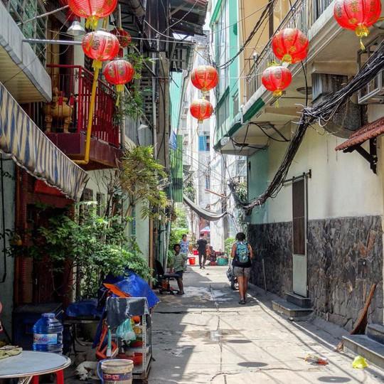 Lạc lối trong khu Chinatown đẹp mê mẩn giữa Sài Gòn - Ảnh 3.