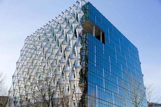 Mục sở thị đại sứ quán tỉ đô của Mỹ vừa mở cửa tại London - Ảnh 5.