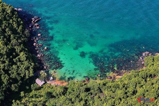 Sững sờ trước sắc xanh kỳ diệu của biển trời Phú Quốc - Ảnh 3.