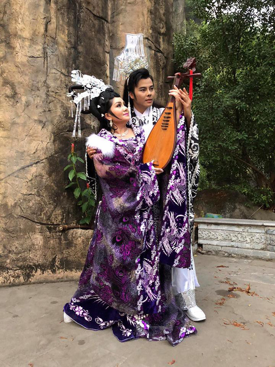Võ Minh Lâm mơ làm họa sĩ thành kép hát - Ảnh 2.