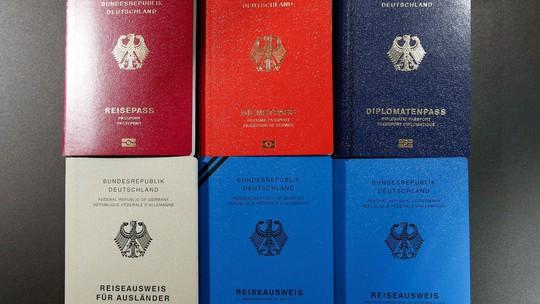 Hộ chiếu Đức quyền lực nhất thế giới - Ảnh 1.