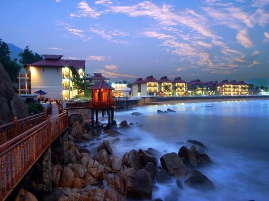Resort 4 sao của vợ ông Trần Bắc Hà đổi tên người đại diện - Ảnh 1.