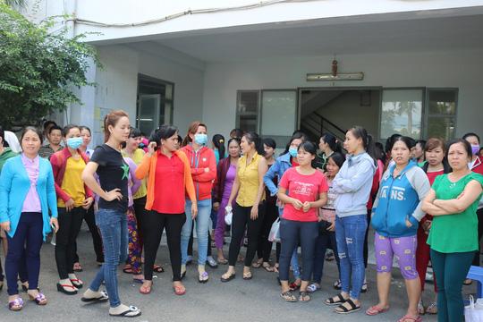 Hỗ trợ công nhân Công ty TNHH Nam Phương khởi kiện - Ảnh 1.