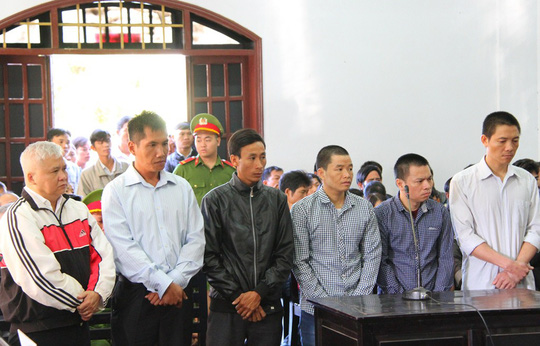 Tuyên tử hình vụ xả súng kinh hoàng ở Đắk Nông - Ảnh 1.