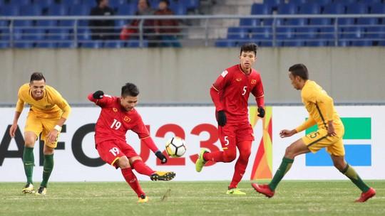 HLV Park Hang Seo chỉ ra 3 yếu tố U23 VN gây sốc U23 Úc - Ảnh 1.