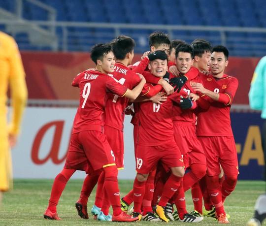 Hòa Syria 0-0, U23 Việt Nam giành vé tứ kết lịch sử - Ảnh 2.