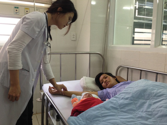 Truyền hơn 4 lít máu, cứu sản phụ bị gan nhiễm mỡ cấp - Ảnh 1.