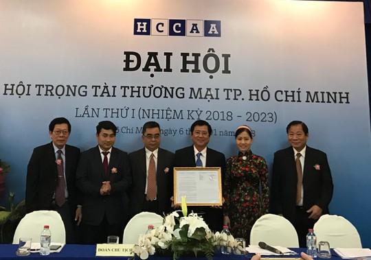 Thành lập Hội Trọng tài Thương mại TP HCM - Ảnh 1.