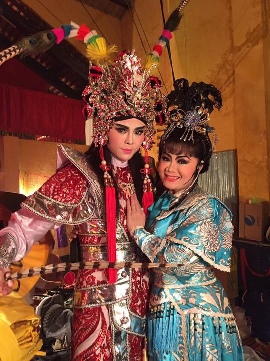 Võ Minh Lâm mơ làm họa sĩ thành kép hát - Ảnh 3.