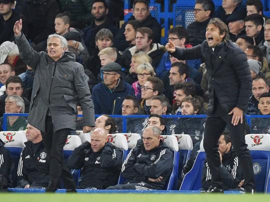Căng thẳng giữa Mourinho – Conte leo thang - Ảnh 2.