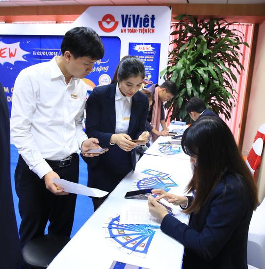 Tiết kiệm và cho vay online trên Ví Việt - Ảnh 1.