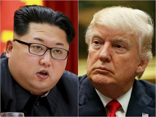 Nhà Trắng lên tiếng vụ ông Trump so kè nút bấm hạt nhân - Ảnh 1.