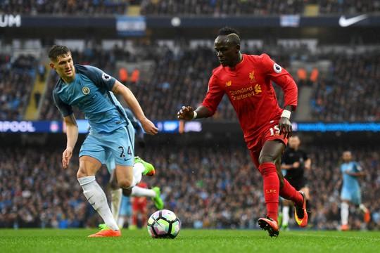 Klopp phấn khích văng tục khi Liverpool hạ đẹp Man City - Ảnh 1.