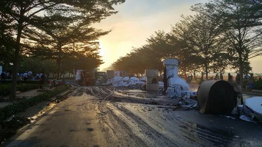 Cháy lớn tại Nhà máy giấy Sài Gòn ở Bà Rịa - Vũng Tàu - Ảnh 6.